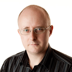 Gavin Thorn - Founder and Creative Director
