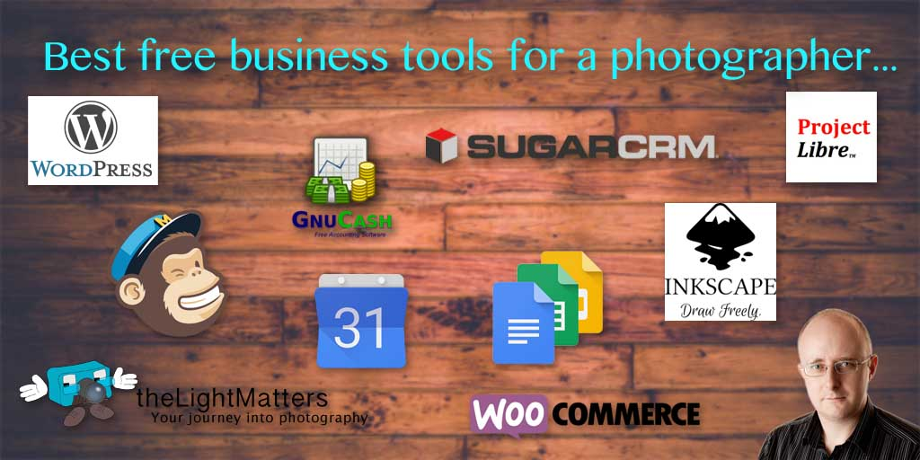 Best Free Business Tools for a Photography Business