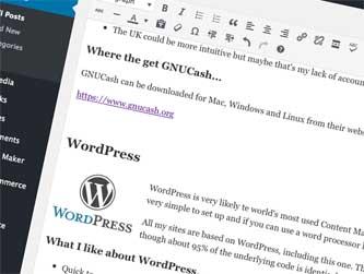 Wordpress Best Website for Photographers