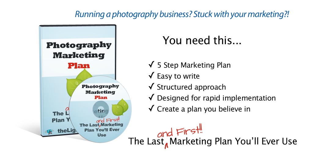 Last (and First) Marketing Plan You\'ll Ever Use - theLightMatters