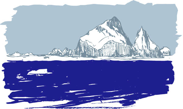 Why is Photography Like an Iceberg???