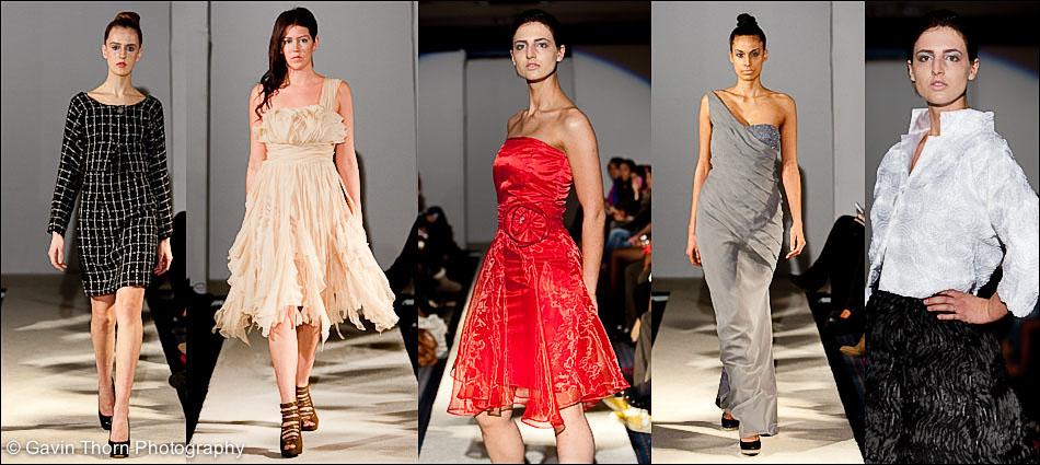 Sarahi House of Fashion at LFW Fashion Mavericks
