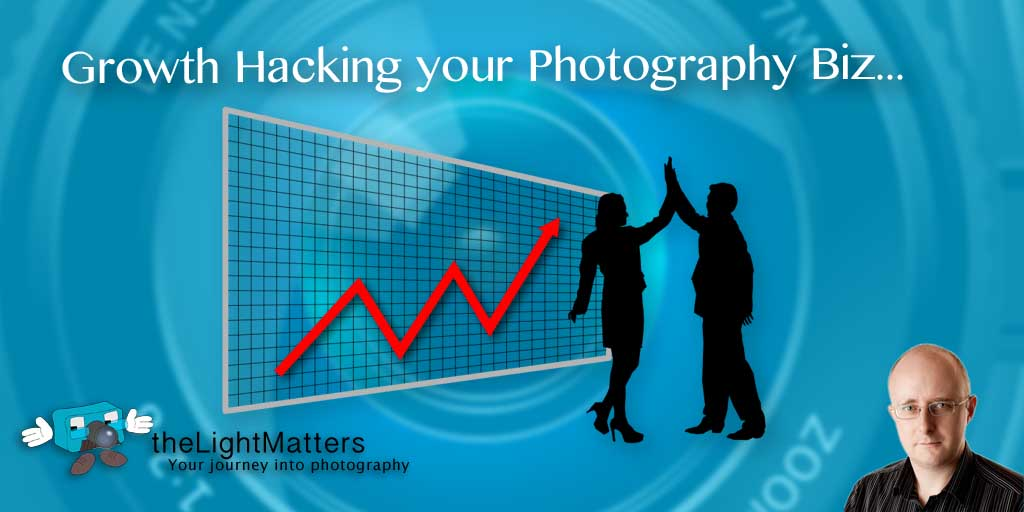 Growth hacking photography is all about creating great exposure